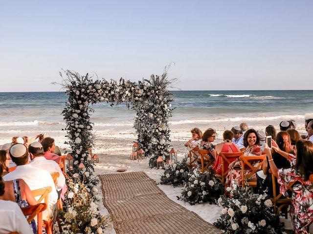 La boda de Juliano y Viviane en Tulum, Quintana Roo 86