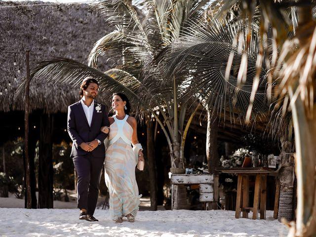 La boda de Juliano y Viviane en Tulum, Quintana Roo 91
