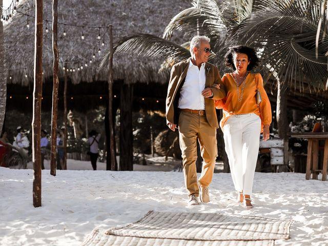 La boda de Juliano y Viviane en Tulum, Quintana Roo 93