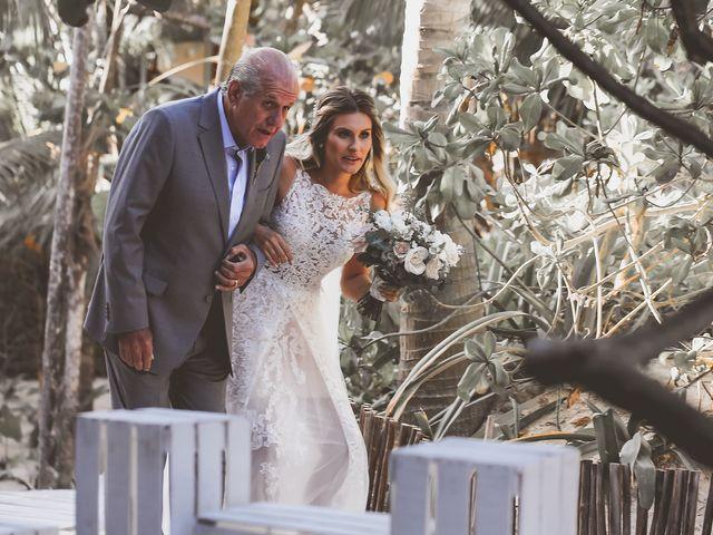 La boda de Juliano y Viviane en Tulum, Quintana Roo 94