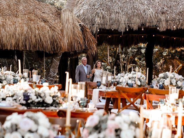 La boda de Juliano y Viviane en Tulum, Quintana Roo 96