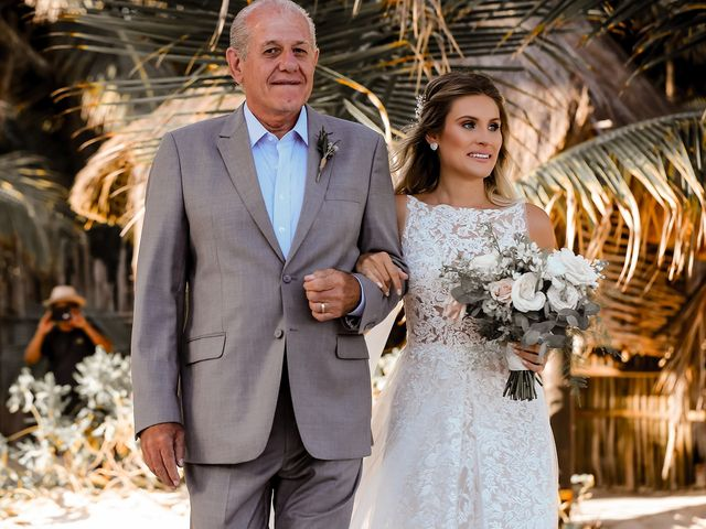 La boda de Juliano y Viviane en Tulum, Quintana Roo 99