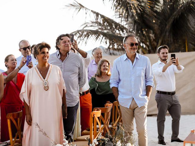 La boda de Juliano y Viviane en Tulum, Quintana Roo 100