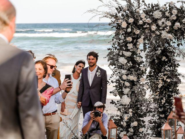 La boda de Juliano y Viviane en Tulum, Quintana Roo 101