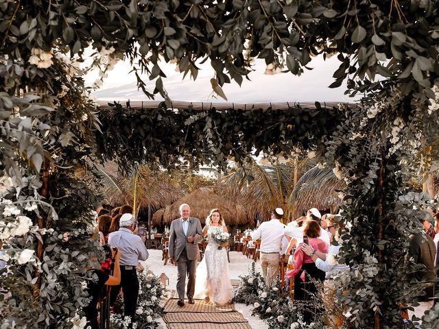 La boda de Juliano y Viviane en Tulum, Quintana Roo 102