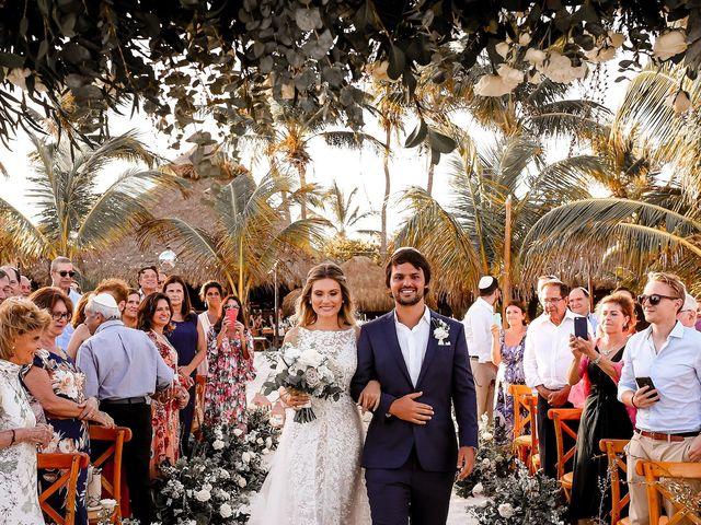 La boda de Juliano y Viviane en Tulum, Quintana Roo 107