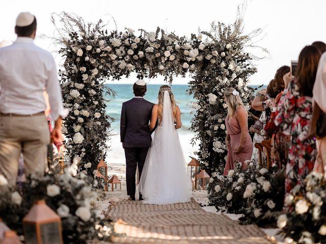La boda de Juliano y Viviane en Tulum, Quintana Roo 109