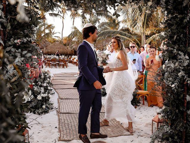 La boda de Juliano y Viviane en Tulum, Quintana Roo 112