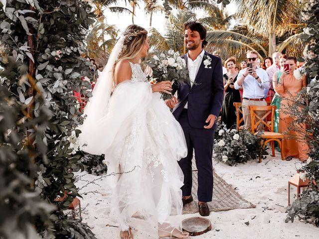 La boda de Juliano y Viviane en Tulum, Quintana Roo 113