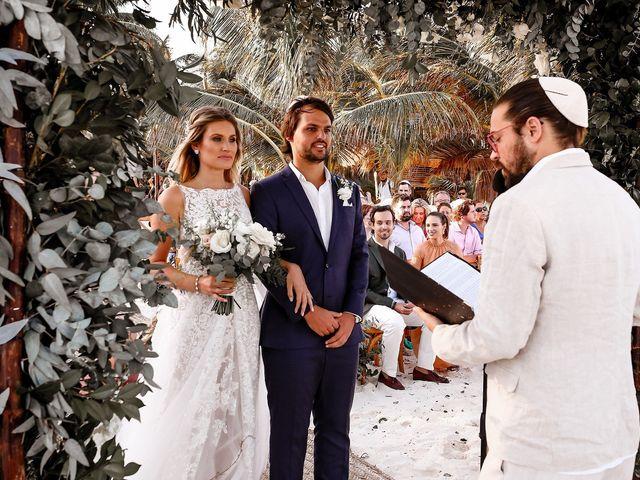 La boda de Juliano y Viviane en Tulum, Quintana Roo 116