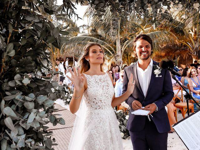 La boda de Juliano y Viviane en Tulum, Quintana Roo 126