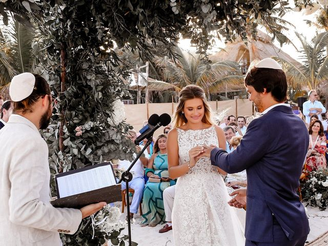 La boda de Juliano y Viviane en Tulum, Quintana Roo 128