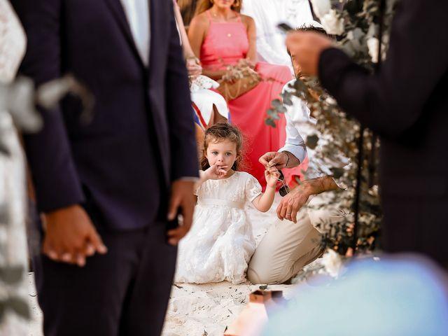 La boda de Juliano y Viviane en Tulum, Quintana Roo 130