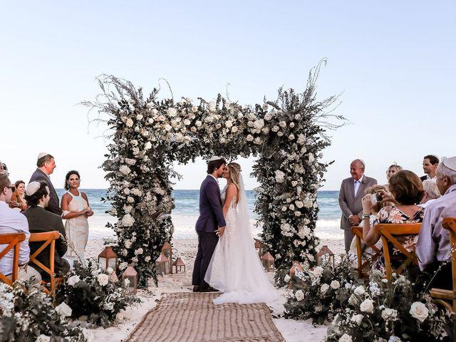 La boda de Juliano y Viviane en Tulum, Quintana Roo 131