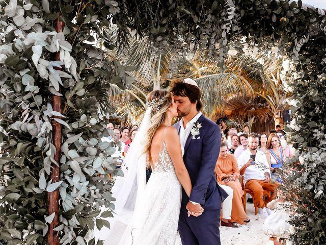 La boda de Juliano y Viviane en Tulum, Quintana Roo 132