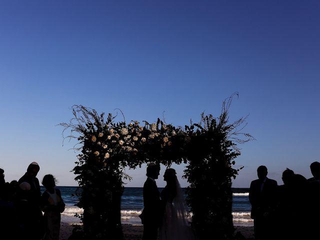 La boda de Juliano y Viviane en Tulum, Quintana Roo 133
