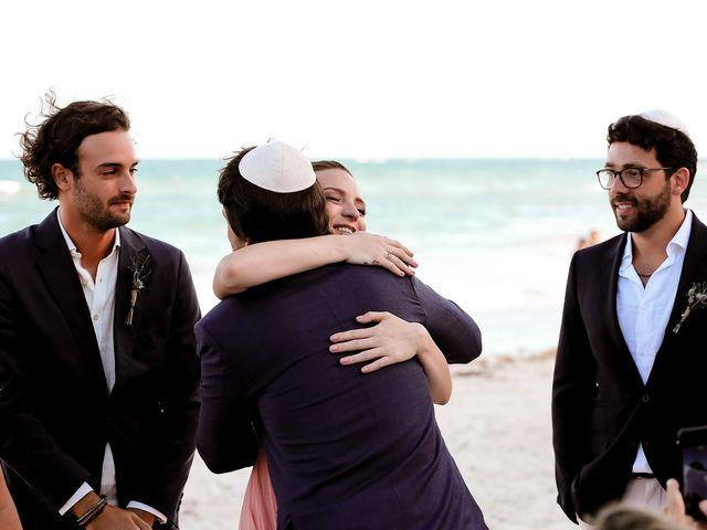 La boda de Juliano y Viviane en Tulum, Quintana Roo 136