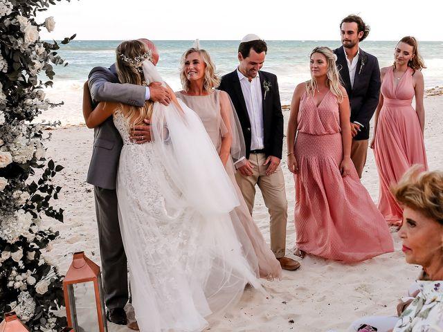 La boda de Juliano y Viviane en Tulum, Quintana Roo 142