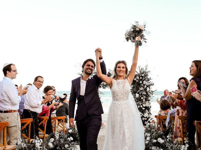 La boda de Juliano y Viviane en Tulum, Quintana Roo 144