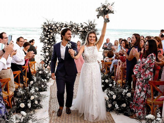 La boda de Juliano y Viviane en Tulum, Quintana Roo 145