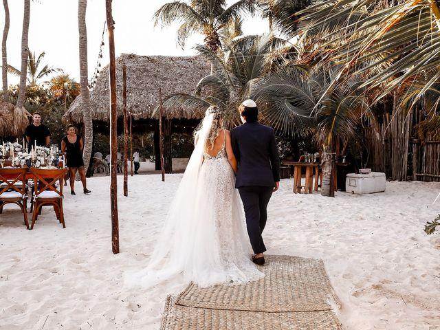 La boda de Juliano y Viviane en Tulum, Quintana Roo 146
