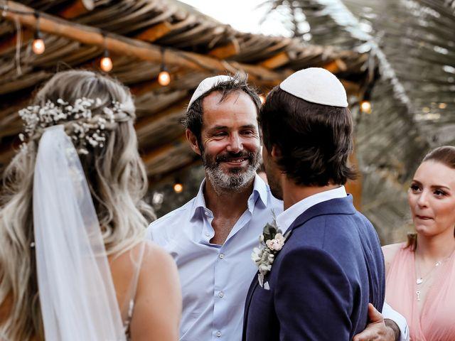 La boda de Juliano y Viviane en Tulum, Quintana Roo 149