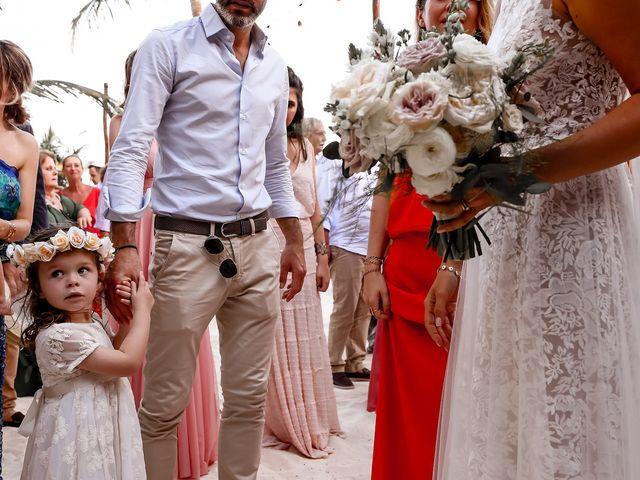 La boda de Juliano y Viviane en Tulum, Quintana Roo 150