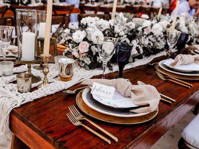 La boda de Juliano y Viviane en Tulum, Quintana Roo 151