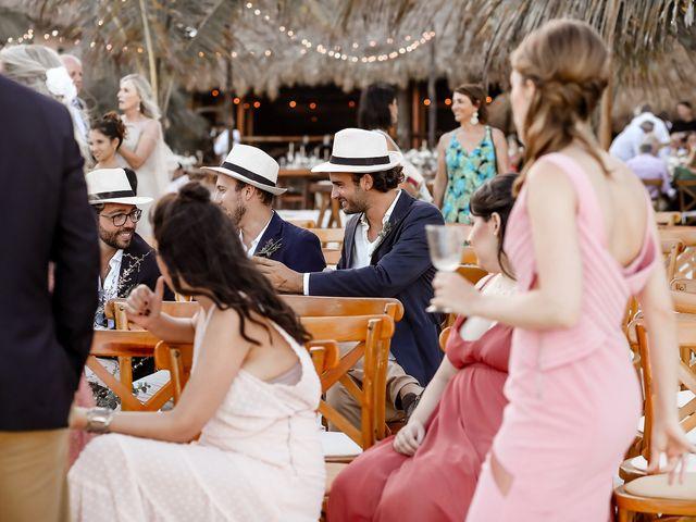 La boda de Juliano y Viviane en Tulum, Quintana Roo 154
