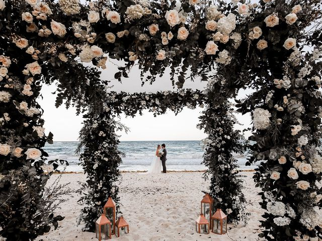 La boda de Juliano y Viviane en Tulum, Quintana Roo 163