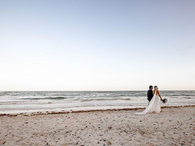 La boda de Juliano y Viviane en Tulum, Quintana Roo 165
