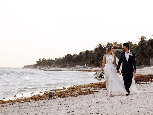 La boda de Juliano y Viviane en Tulum, Quintana Roo 166