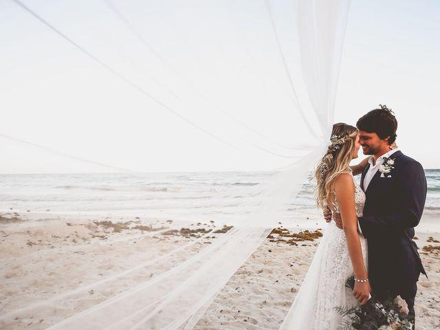 La boda de Juliano y Viviane en Tulum, Quintana Roo 168