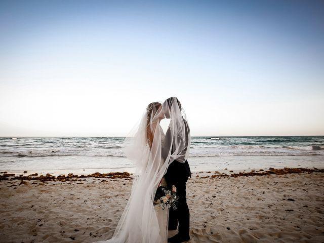 La boda de Juliano y Viviane en Tulum, Quintana Roo 171