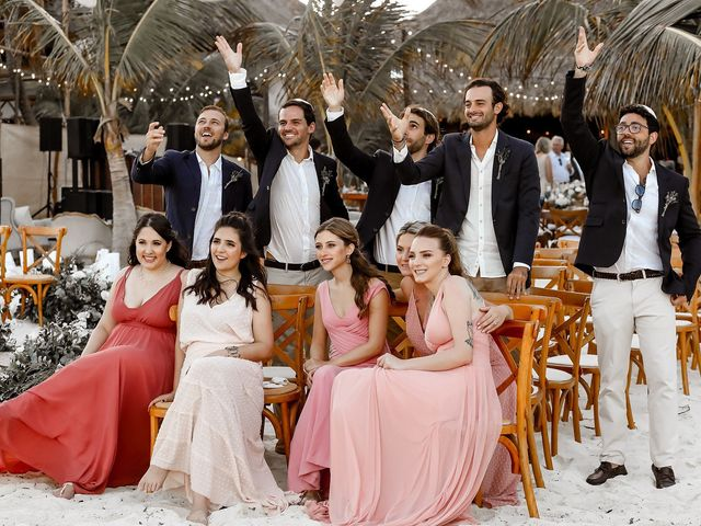 La boda de Juliano y Viviane en Tulum, Quintana Roo 172