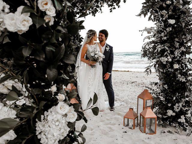 La boda de Juliano y Viviane en Tulum, Quintana Roo 178