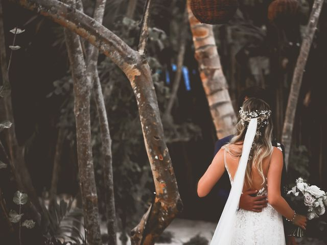 La boda de Juliano y Viviane en Tulum, Quintana Roo 181