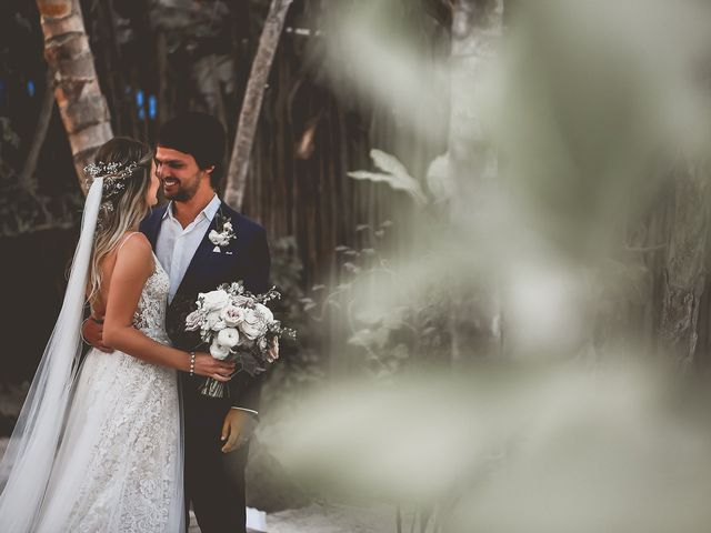 La boda de Juliano y Viviane en Tulum, Quintana Roo 182