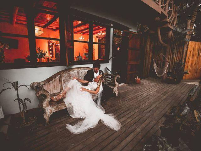 La boda de Juliano y Viviane en Tulum, Quintana Roo 189