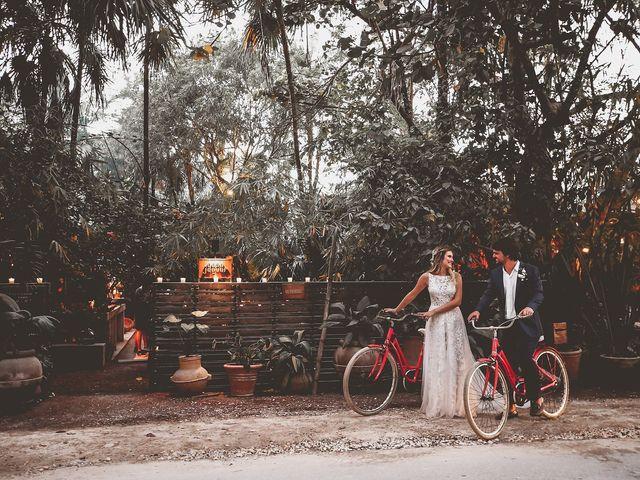 La boda de Juliano y Viviane en Tulum, Quintana Roo 193