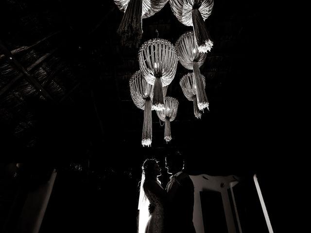 La boda de Juliano y Viviane en Tulum, Quintana Roo 194