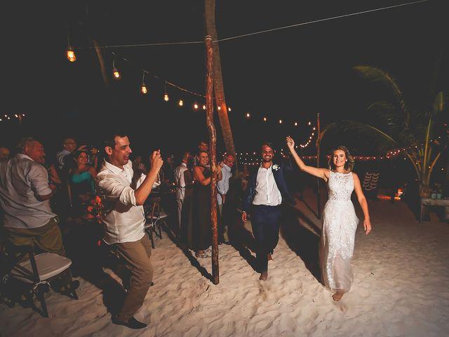 La boda de Juliano y Viviane en Tulum, Quintana Roo 198