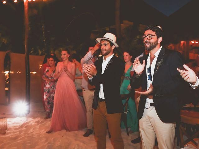 La boda de Juliano y Viviane en Tulum, Quintana Roo 199