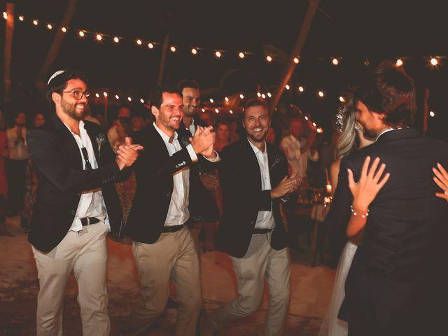 La boda de Juliano y Viviane en Tulum, Quintana Roo 201