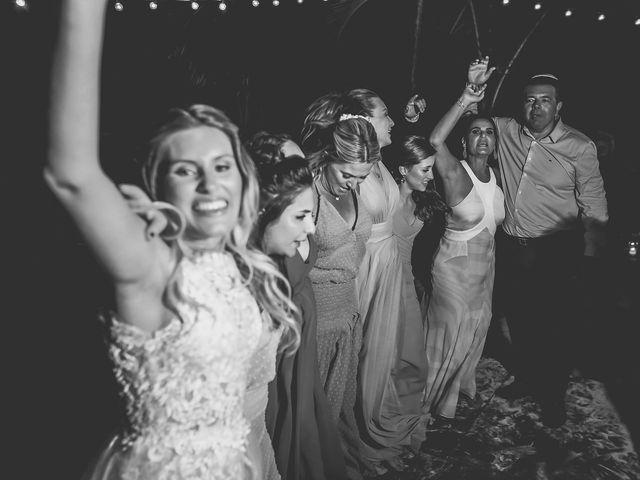 La boda de Juliano y Viviane en Tulum, Quintana Roo 203
