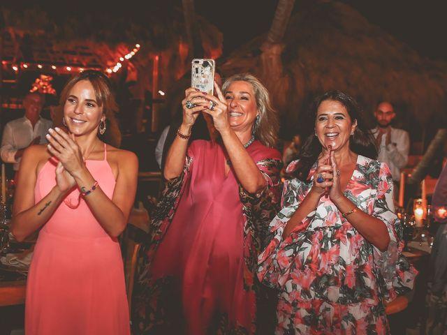 La boda de Juliano y Viviane en Tulum, Quintana Roo 211