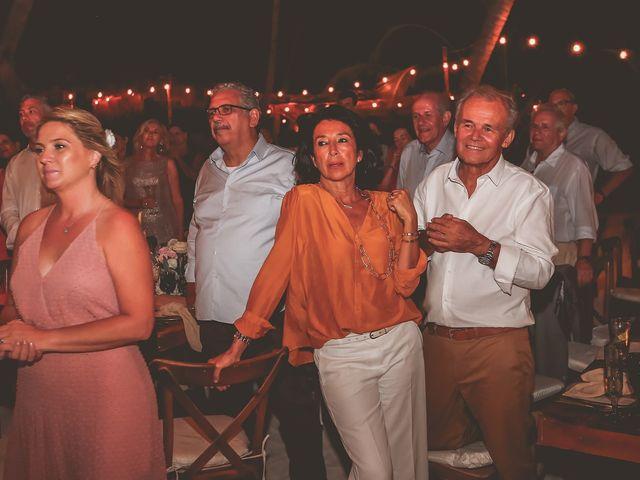 La boda de Juliano y Viviane en Tulum, Quintana Roo 214