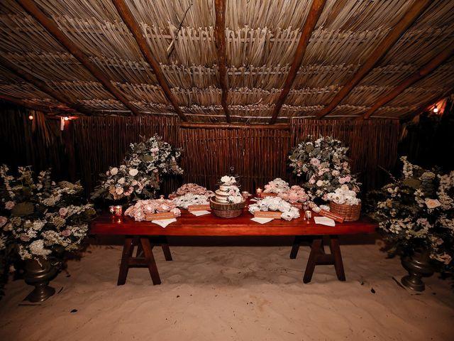 La boda de Juliano y Viviane en Tulum, Quintana Roo 219