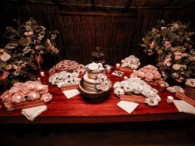 La boda de Juliano y Viviane en Tulum, Quintana Roo 223