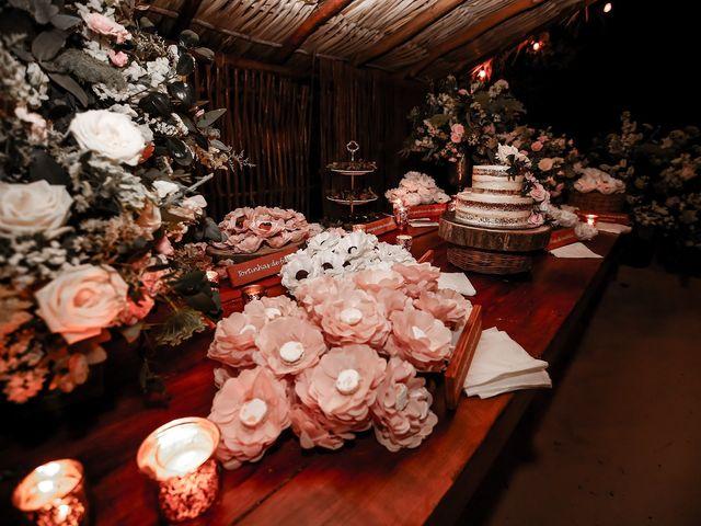 La boda de Juliano y Viviane en Tulum, Quintana Roo 225